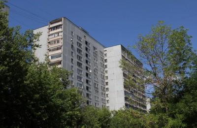 Многоквартирный дом Нагорного района