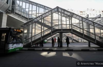 Транспортно-пересадочный узел в Москве