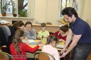 Очередные мастер-классы пройдут в местной библиотеке