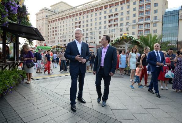 Фестиваль «Снова вшколу» будет новейшей традицией столицы — Собянин