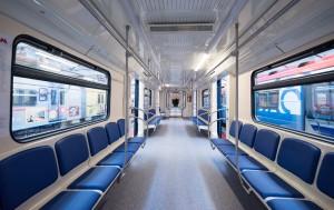 Новые вагоны в метро