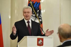 Сергей Собянин рассказал о подготовке в новогодним праздникам