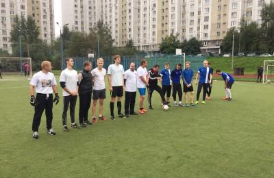 Футбольный турнир среди молодежных команд