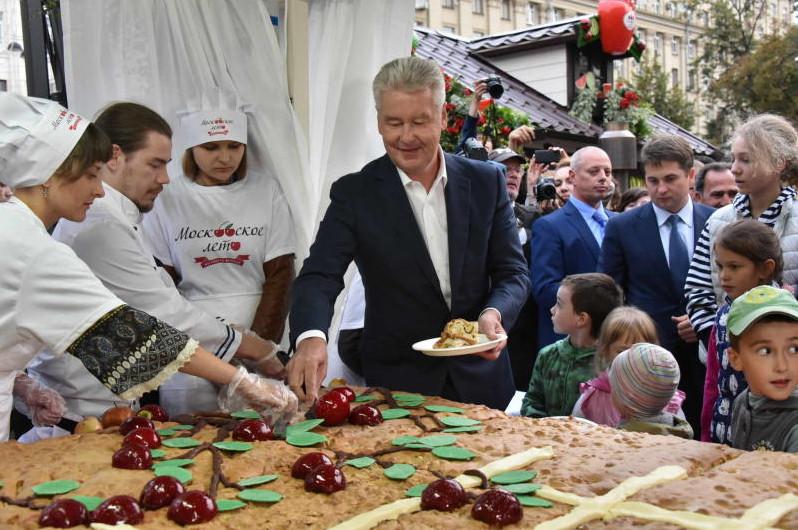 Столичные фестивали этим летом посетили практически 20 млн человек— Собянин