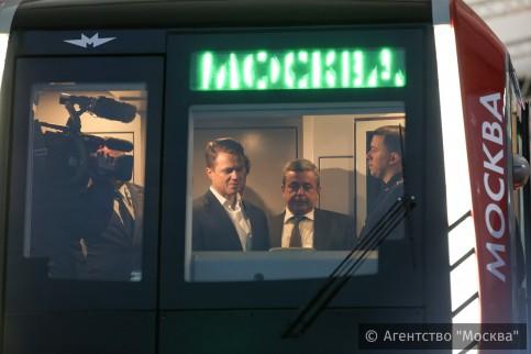 Вмосковском метро появятся вагоны сзарядками для мобильных устройств
