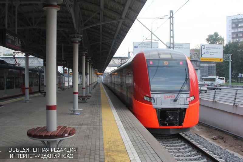 Систему обеззараживания воздуха запустили вовсех поездах «Ласточка» наМЦК