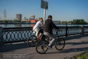 """Всю рабочую неделю в Москве будет проходить акция """"На работу на велосипеде"""""""