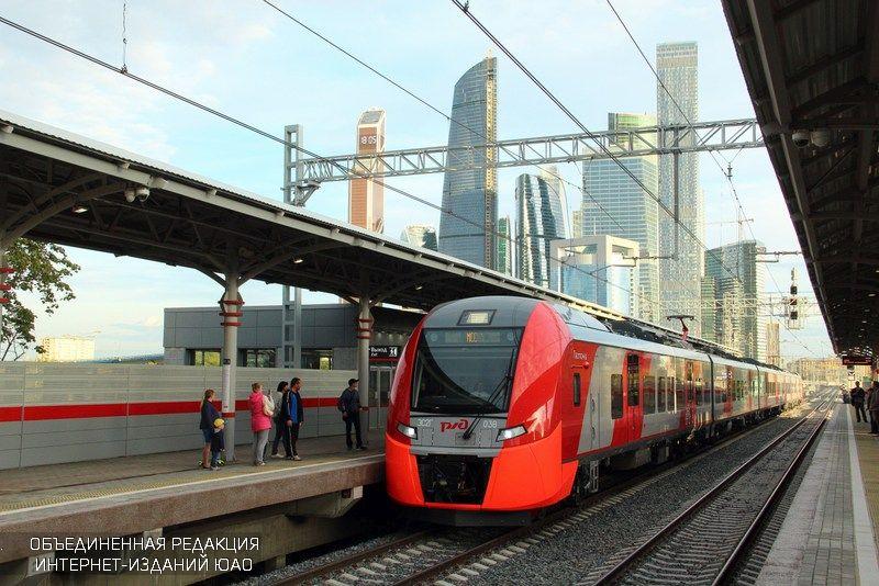 МЦК перевезло неменее 3,5 млн. пассажиров