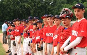 Бейсбольная команда спортивной школы олимпийского резерва №42