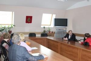 Совещание с участием депутатов, жителей, представителей управы и ГБУ Жилищник2