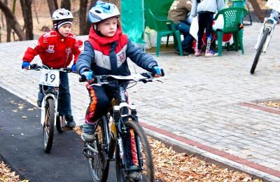В Нагорном районе закроют велосезон