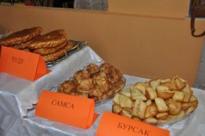 Жителей угостят национальной кухней