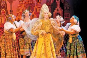 Мюзикл в «Театриуме на Серпуховке»