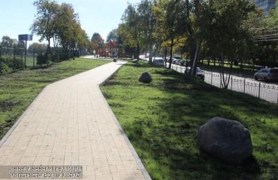 Жители оценят благоустройство одного из парков