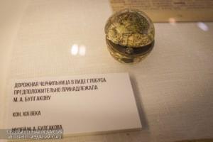 Один из экспонатов выставки