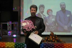 Победитель конкурса Виктор Соболевский