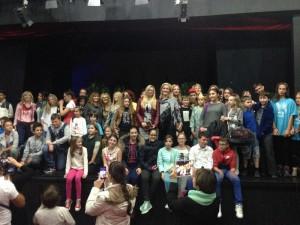 Театральный фестиваль в Сербии