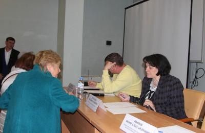 Муниципальные депутаты пообщаются с жителями во время встречи с главой управы