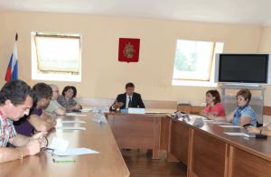 Заседание в Нагорном районе