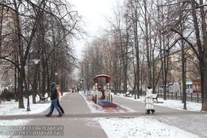 Парк в Нагорном районе