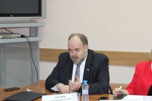 Депутат муниципального округа Нагорный Сергей Куранов