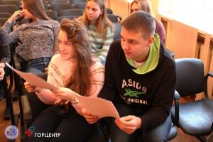 Участники проекта Субботы активиста