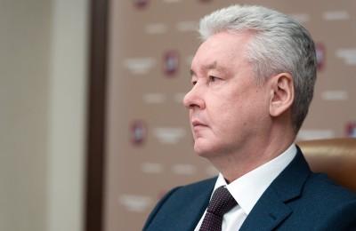 Собянин рассказал о выдаче грантов поликлиникам Москвы