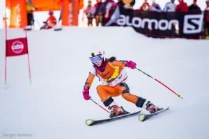 В Нагорном районе пройдут соревнования по горным лыжам
