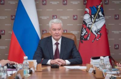 Сергей Собянин рассказал о проведении выборов в единый день голосования
