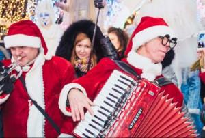 Фестивали Москвы «Путешествие в Рождество» и «Рождественский свет»