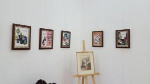 """Выставка """"Это не случайное совпадение"""" в галерее-мастерской """"Варшавка"""""""