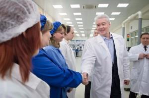 Сергей Собянин рассказал о модернизации промышленных предприятий в Москве