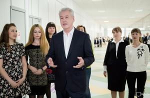 Сергей Собянин рассказал о строительстве социальных объектов в Москве