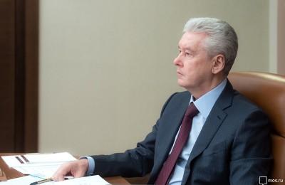Собянин рассказал об успехах школьников Москвы в сдаче ЕГЭ