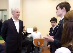 Мэр Москвы Сергей Собянин рассказал об интеграции высшего и среднего образования в Москве