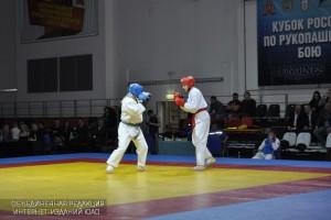 На 21-м Кубке России по рукопашному бою в Москве