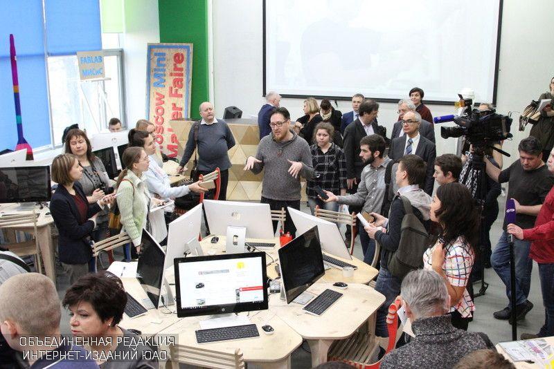 Корреспондентам в столице поведали ошкольных технологиях будущего