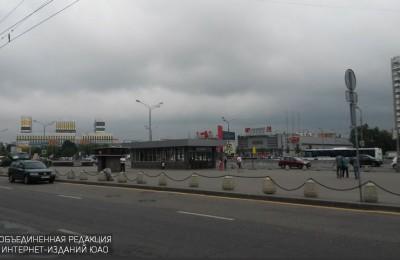 Станция метро «Варшавская»