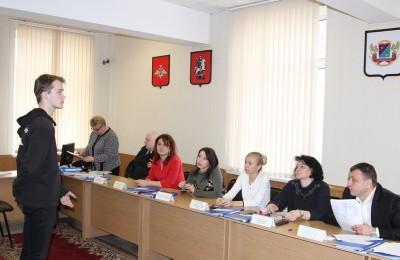 Работа призывыной комиссии