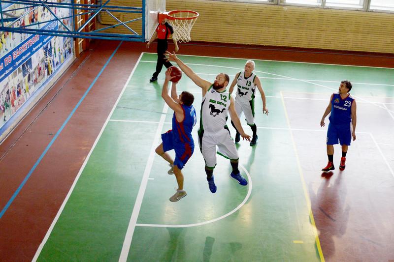 КСК «Битца» будет площадкой для заключительного чемпионата столицы побаскетболу