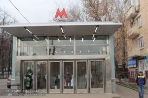 "Станция метро ""Нагорная"""
