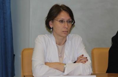 Главврач поликлиники №2 Наталья Шиндряева