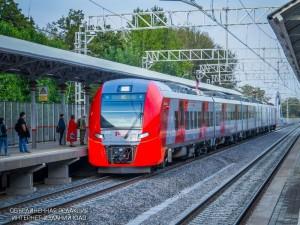 В районе построят новую платформу железной дороги