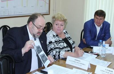 На очередном заседании Совета депутатов