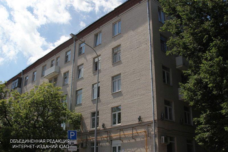 Жилой дом в Нагорной районе
