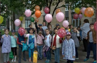 День защиты детей в районе