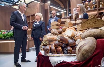 Собянин рассказал о рыночной торговле в Москве