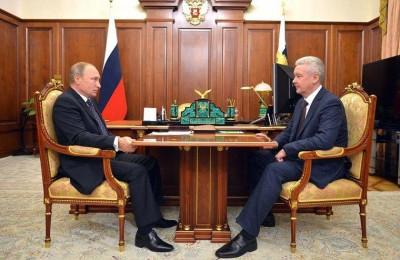 Президент заявил о поддержке программы реновации в столице