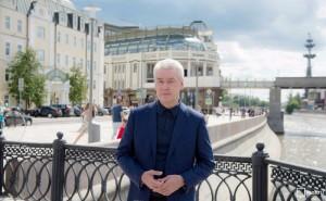 Собянин рассказал о благоустройстве набережных Москвы