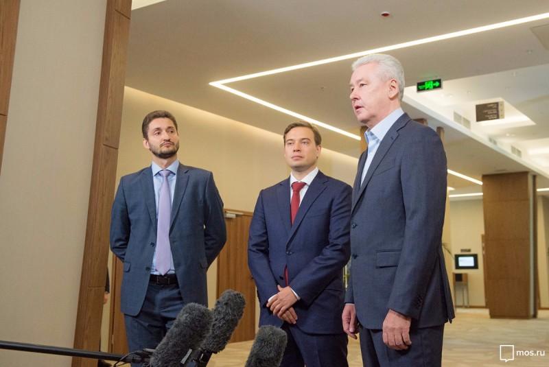 Собянин рассказал о развитии туристического бизнеса в Москве